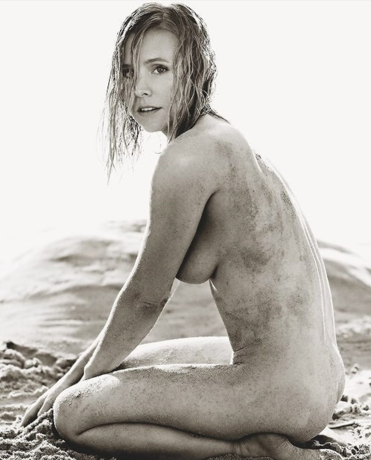Sexy kristen bell nude pity