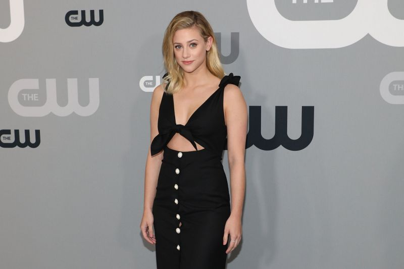 lili reinhart cleavage pictures