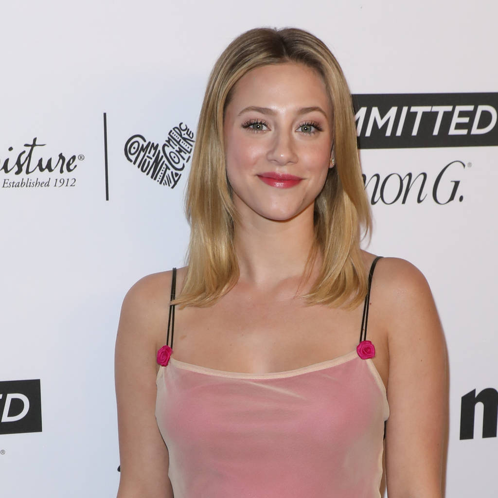 lili reinhart cute smile