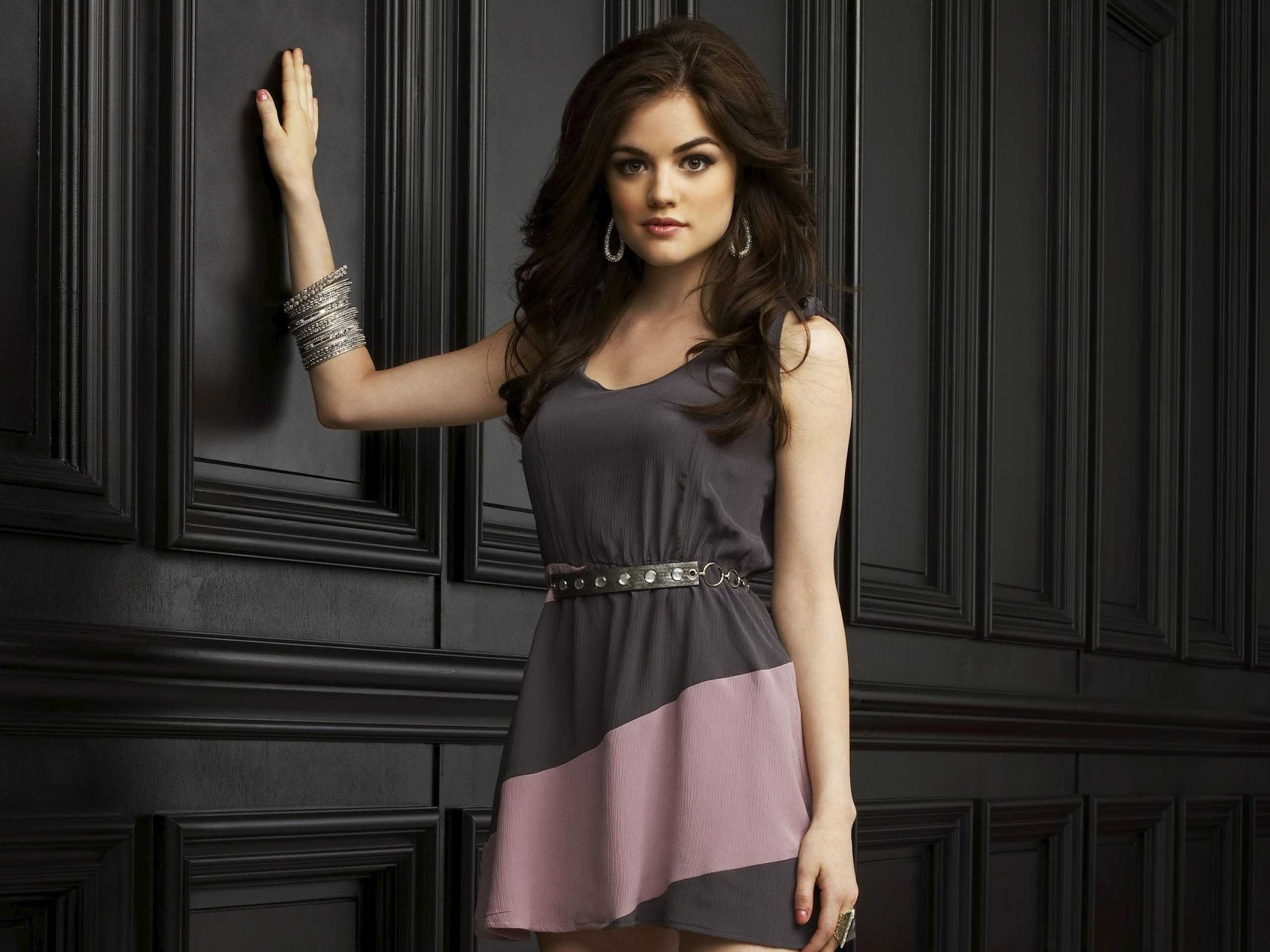 lucy hale gorgeous