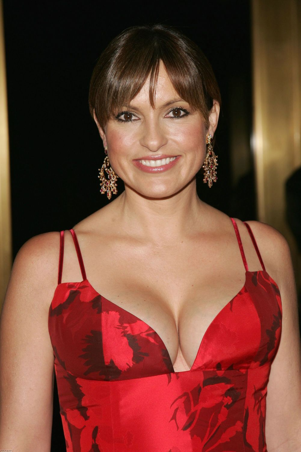 mariska hargitay hot cleavage
