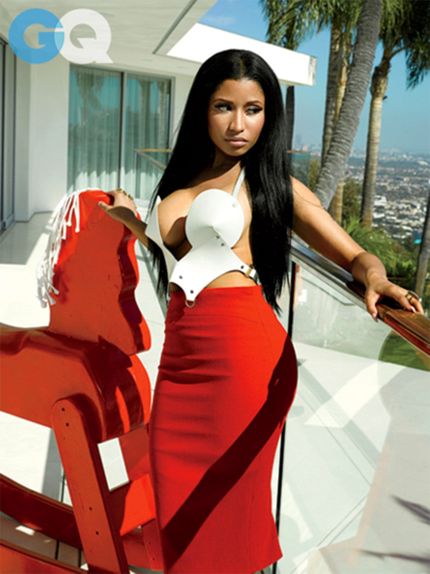 nicki minaj gorgeous