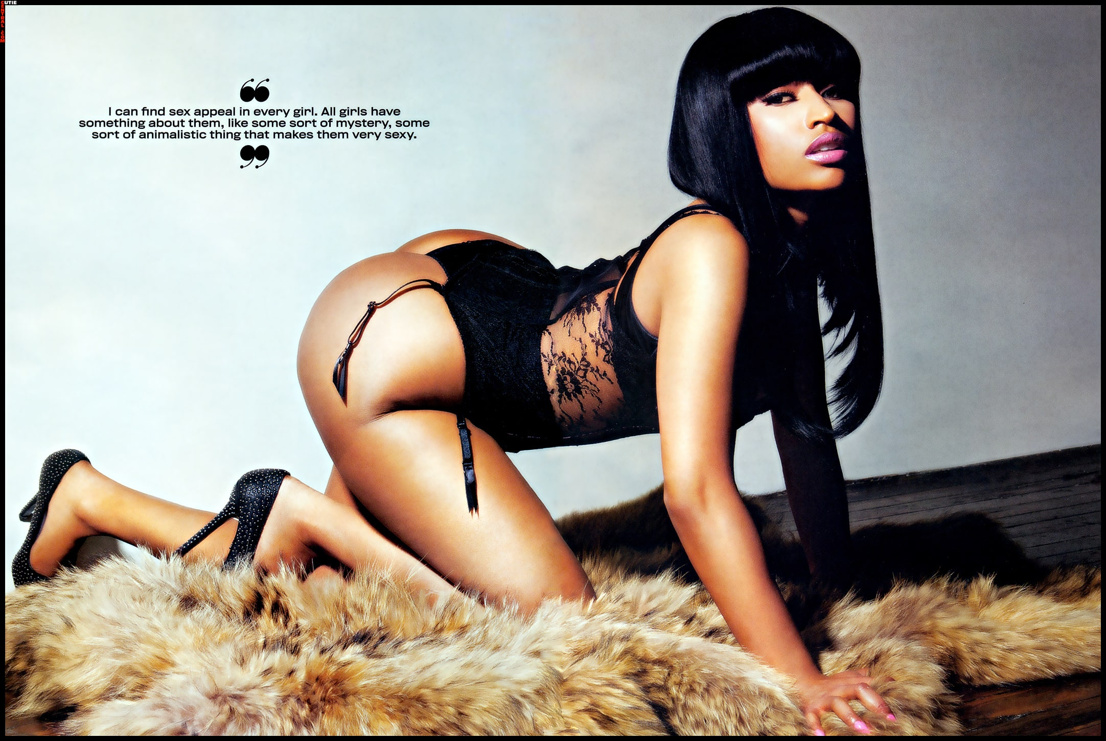 nicki minaj hot ass