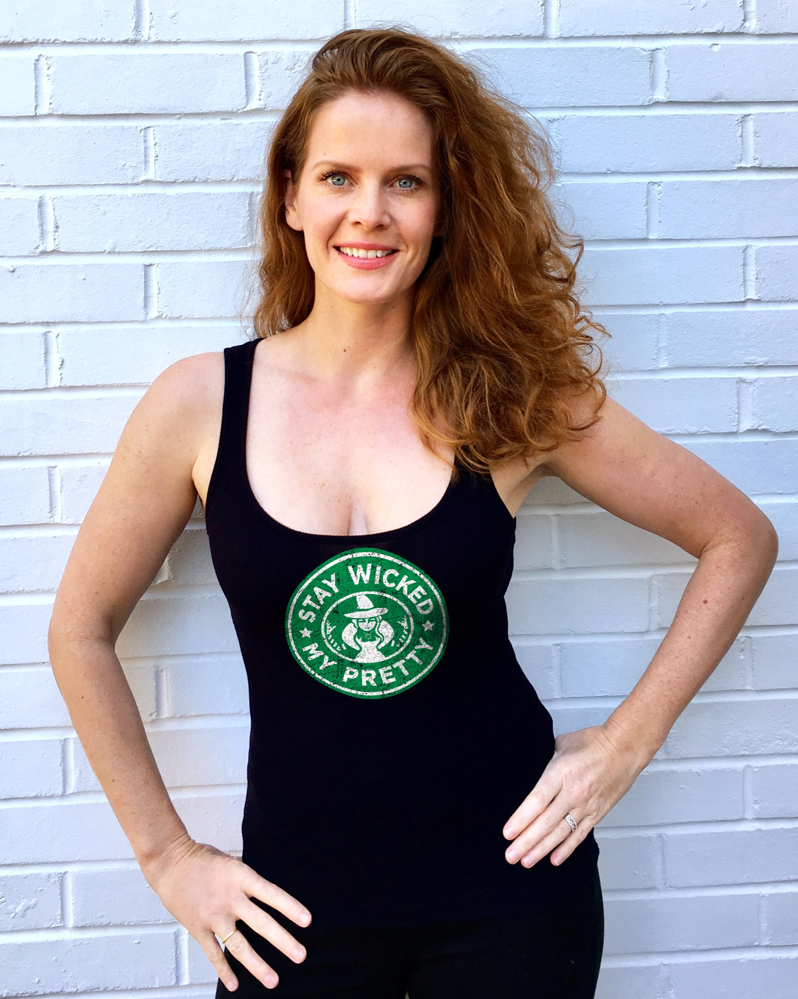 Watch Rebecca Mader video