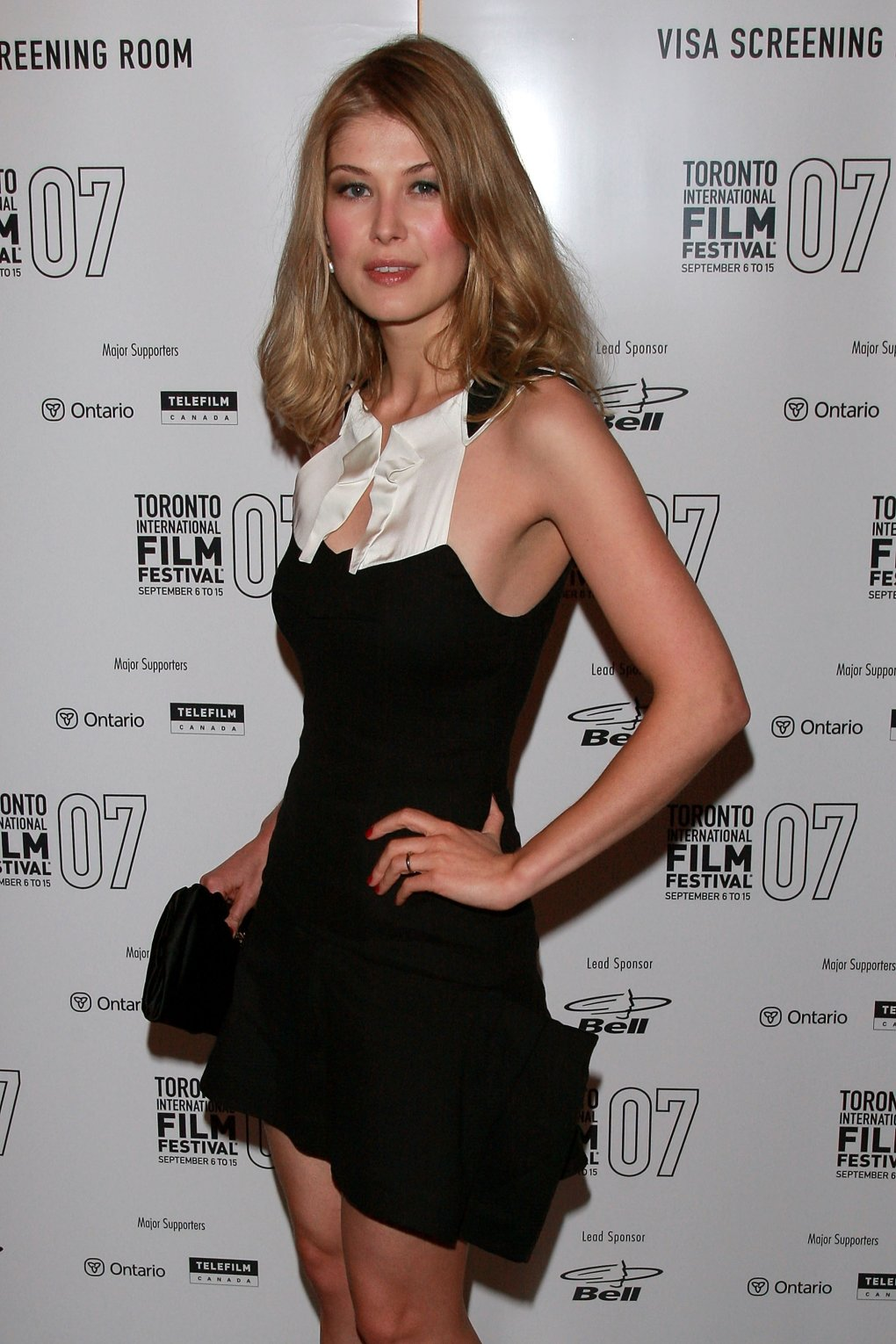 70+ Hot Pictures Of Rosamund Pike Are Pure Bliss For Fans
