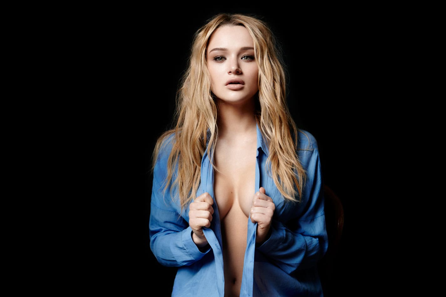 Hunter King Hot Photoshoot