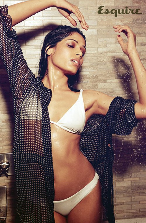 Frieda Pinto Hot Photoshoot