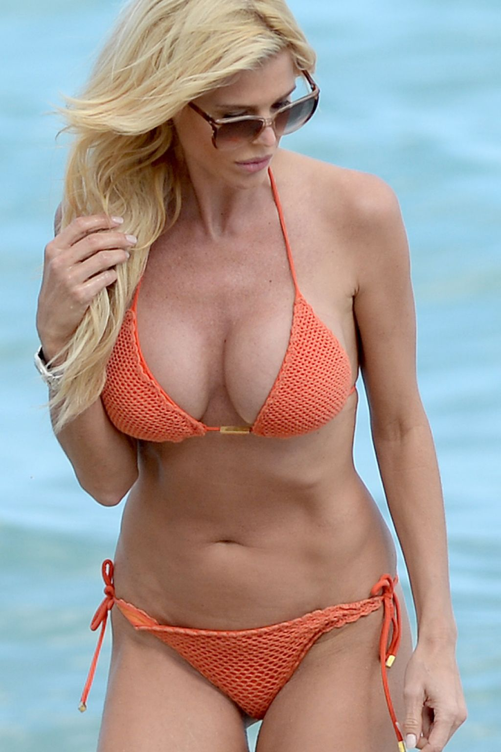 Victoria Silvstedt Sexy Boobs