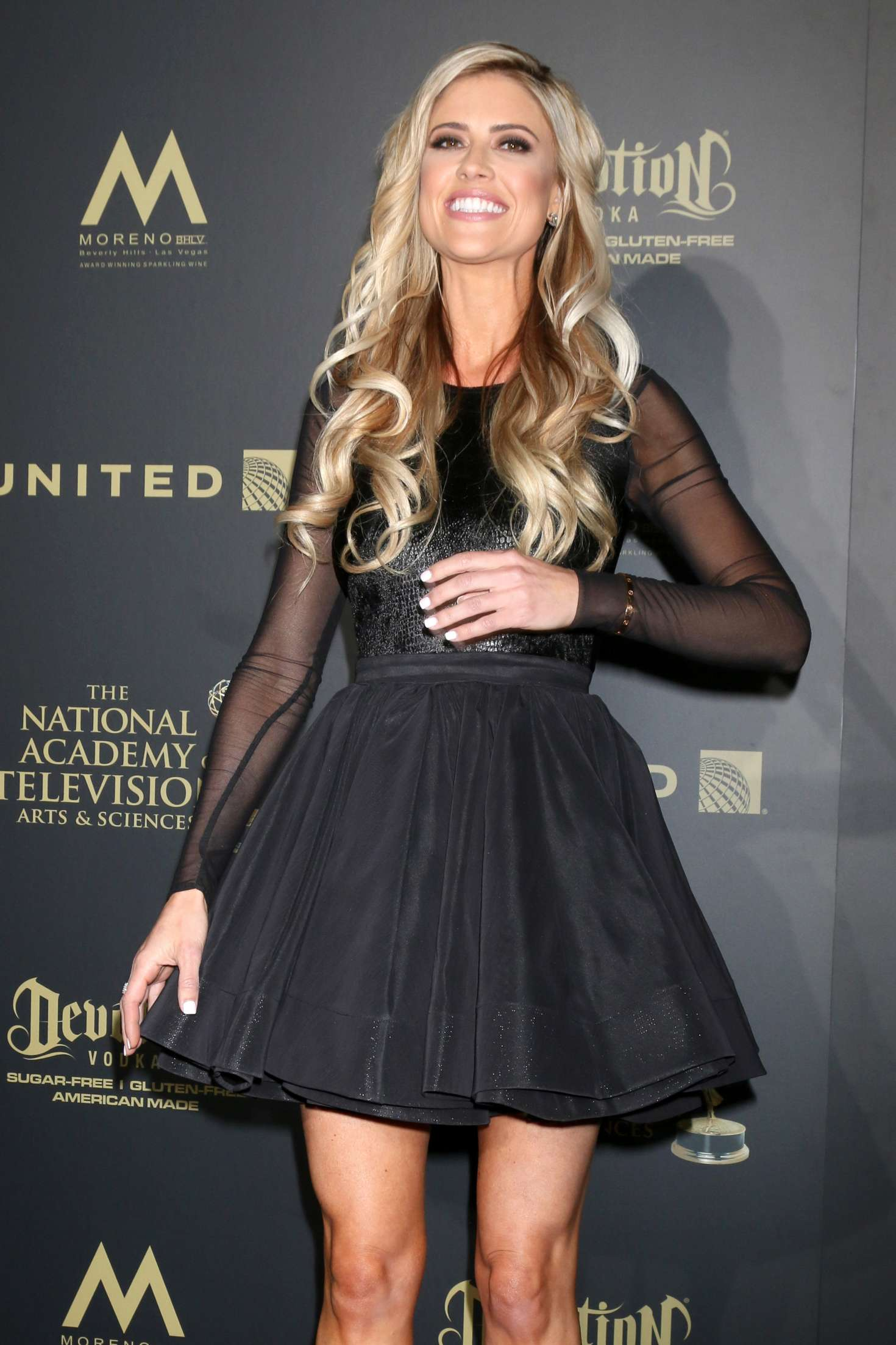 Christina El Moussa on Awards