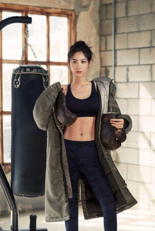 49 Hot Pictures Of Claudia Kim - The Nagini Actress From Fantastic Beasts Show Off Her Sexy Body ...