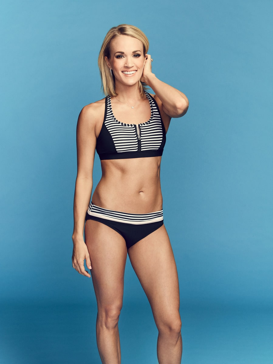 Carrie Underwood Bikini Pictures