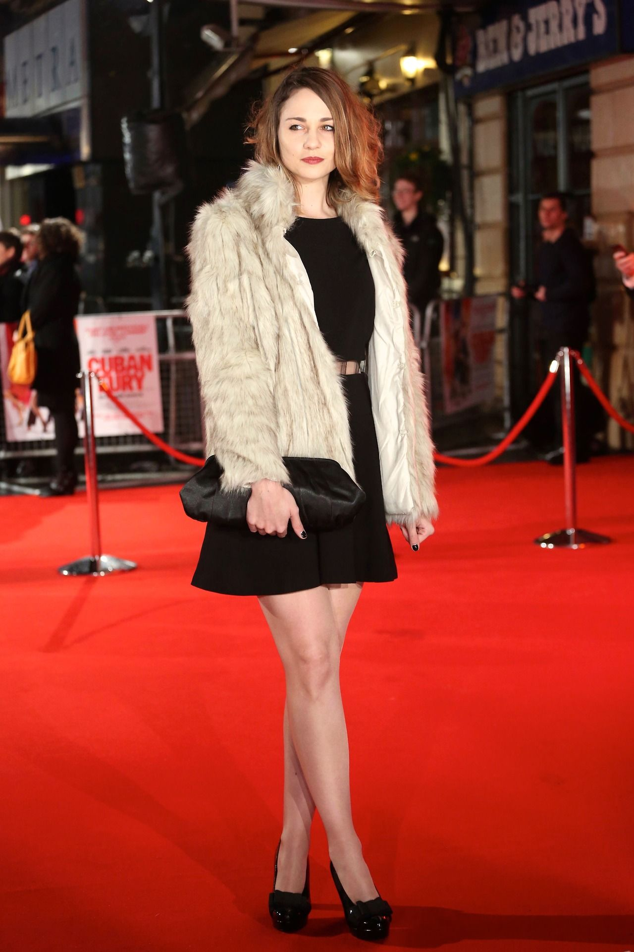 Tuppence Middleton on Red Carpet