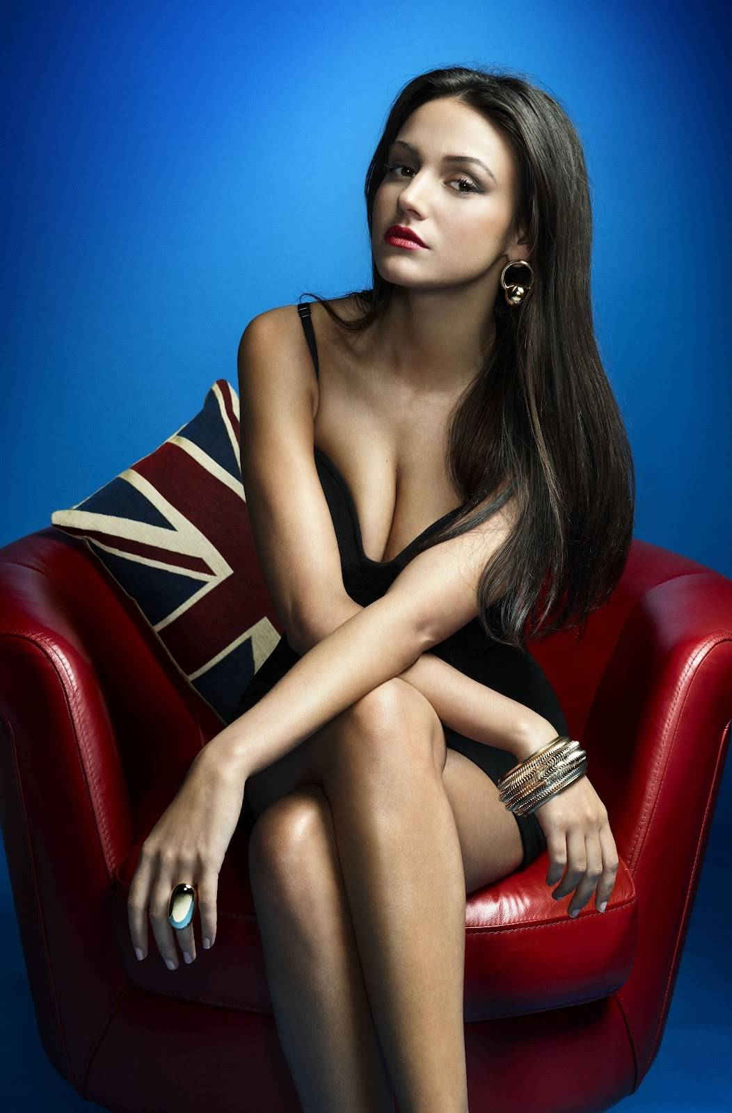Michelle Keegan Hot Boobs