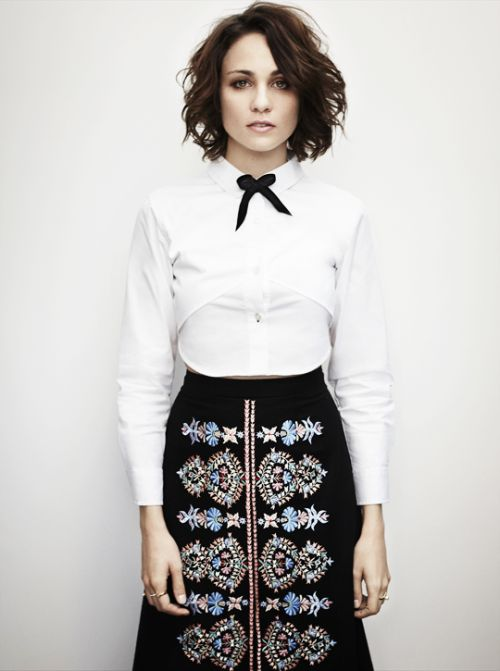 Tuppence Middleton on Awrads
