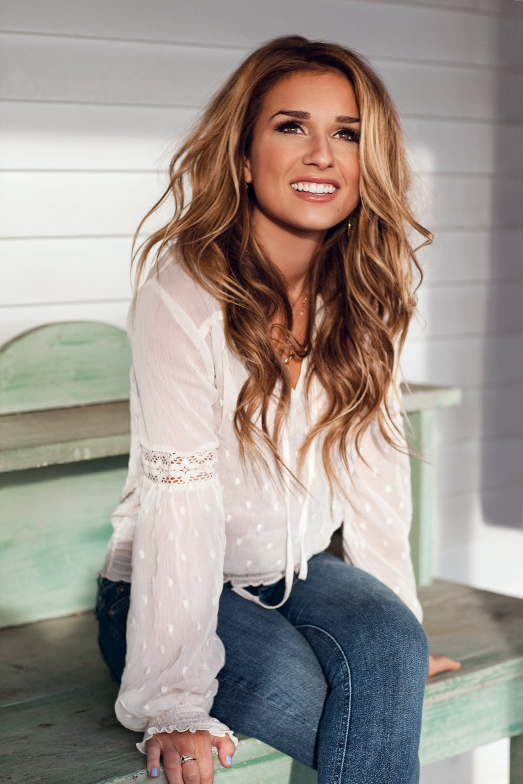 Jessie James Decker Smile