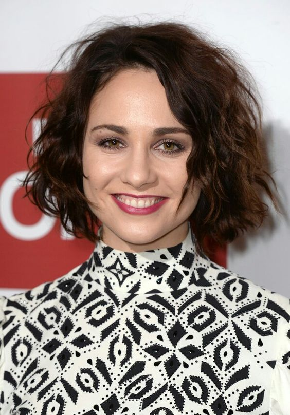 Tuppence Middleton Smile