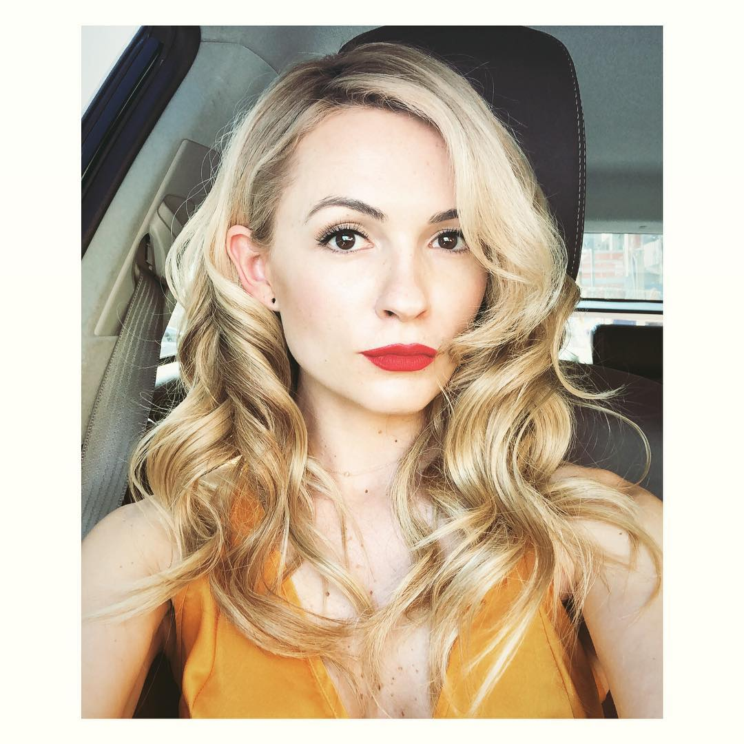Lindsey Gort Red Lips
