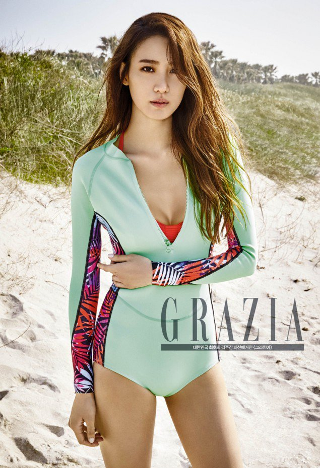 Claudia Kim Hot Photoshoot