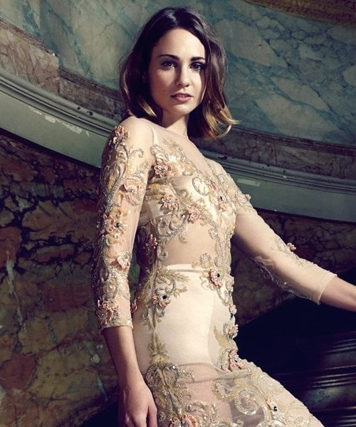 Tuppence Middleton Hot Photoshoot