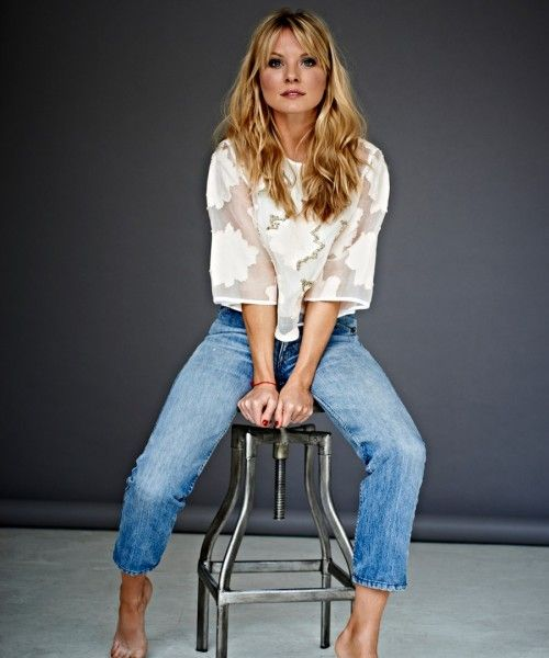 Kaitlin Doubleday Photoshoot