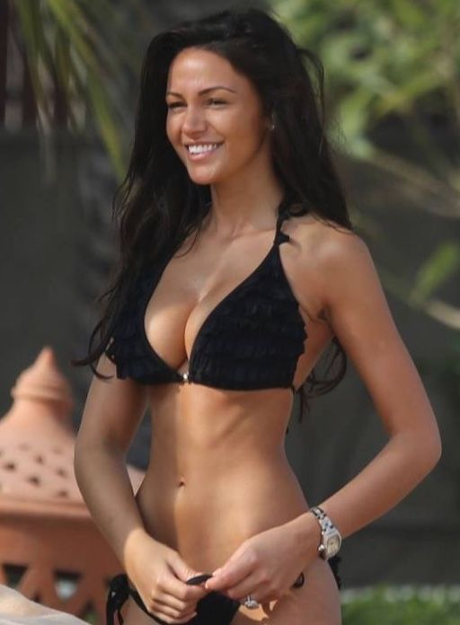 Michelle keegan hot scene