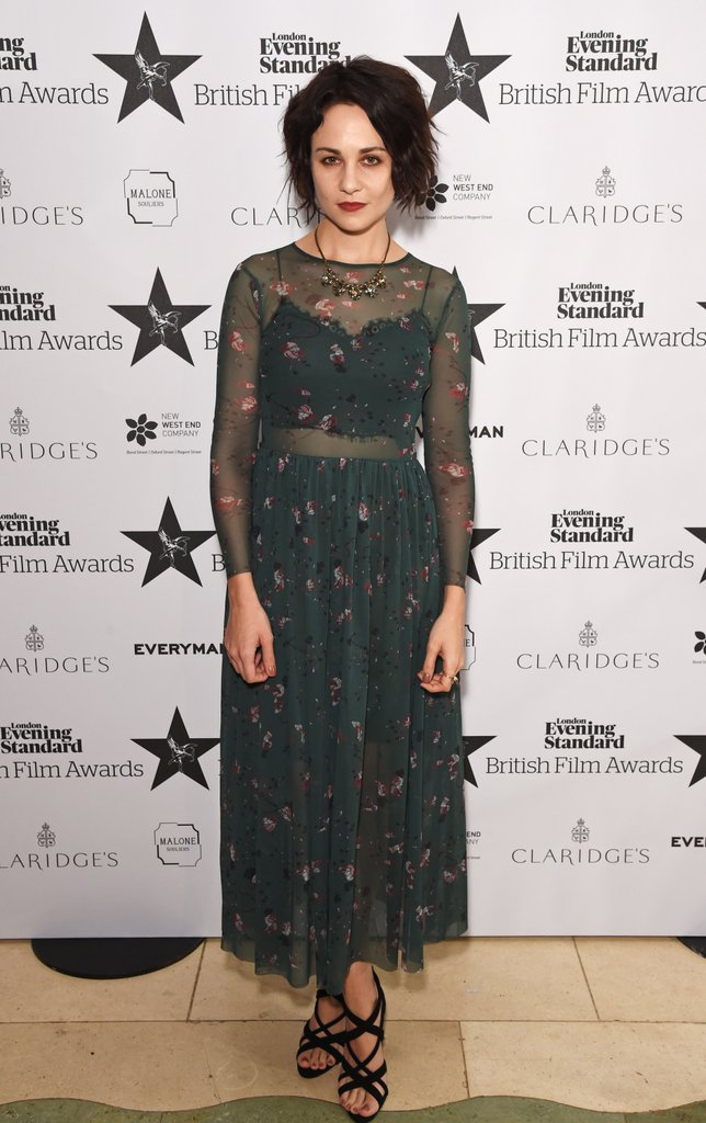 Tuppence Middleton on Awards