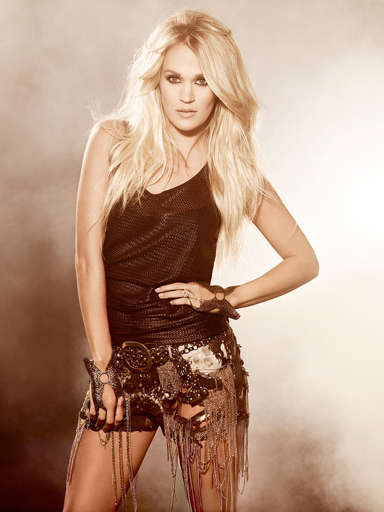 Carrie Underwood Photoshoot