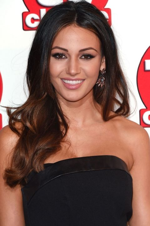 Michelle Keegan Smile