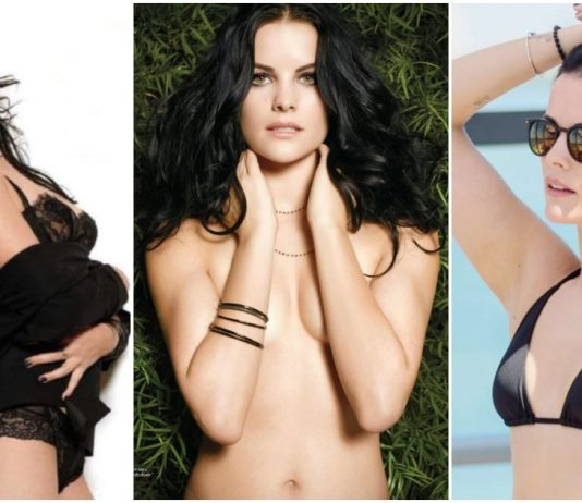 43 Hottest Jaimie Alexander Bikini Expose Her Curvy Butt To The World