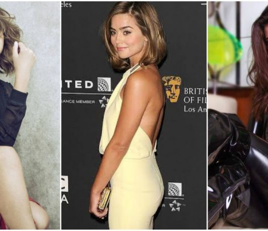 43 Hottest Jenna Coleman Ass Pictures Will Make You Her Most Loyal Follower