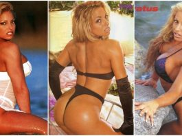 43 Hottest Trish Stratus Big Ass Pictures Will Hypnotise You With Her Massive Booty