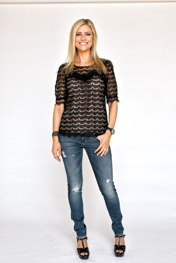 Christina El Moussa Photoshoot