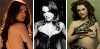44 Hot And Sexy Pictures Of Rachel Weisz Will Rock Your World