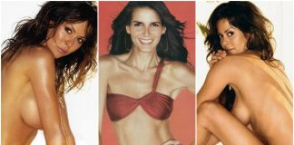 44 Hot And Sexy Pictures of Angie Harmon Are Hypnotising To Watch