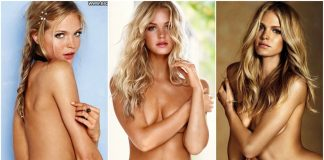 44 Hot Pictures Of Erin Heatherton Explore Her Sexy Long Legs