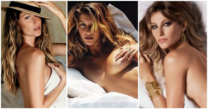 45 Hot Pictures Of Gisele Bündchen Prove That She Is A True Bombshell