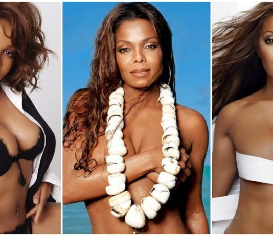 44 Hottest Janet Jackson Bikini Pictures Will Rock Your World