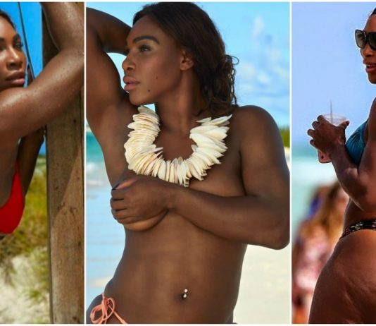 44 Hottest Serena Williams Bikini Pictures Will Drive You Crazy For Her