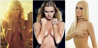 46 Hot And Sexy Pictures Of Nadiya Bychkova Will Rock Your World