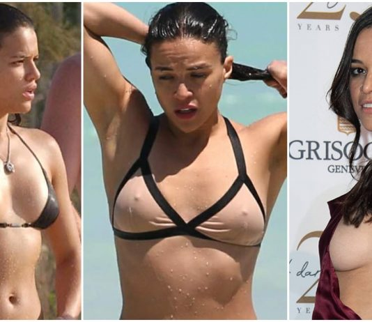 47 Hottest Michelle Rodriguez Bikini Pictures Expose Her Fast And Furious Sexy Body