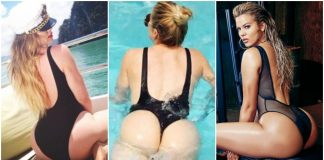 48 Hot Pictures Of Khloe Kardashian's Explore Her Amazing Big Ass