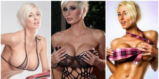 48 Hot Pictures Of Marie-Claude Bourbonnais Explore Her Sexy Busty Figure