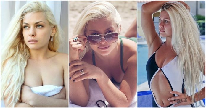 48 Hot Pictures Of Oksana Platero Will Hypnotise You With Her Sexy Body