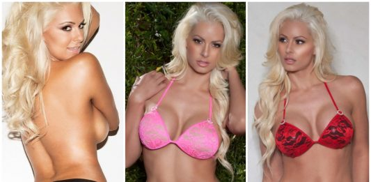 48 Hot Pictures of Maryse Ouellet Proves that She Is the Sexiest WWE Diva