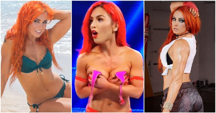 48 Hottest Becky Lynch Bikini Pictures Explore WWE Diva's Sexy Butt