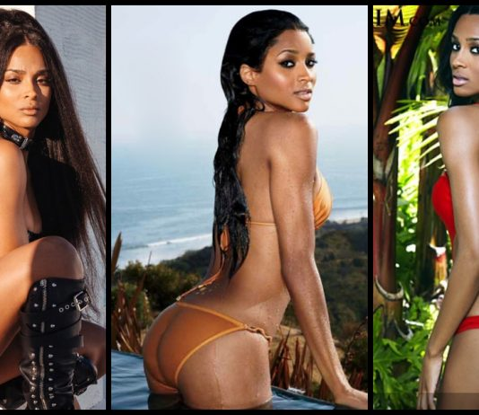 48 Hottest Ciara Big Butt Pictures Will Make You Want Her Now
