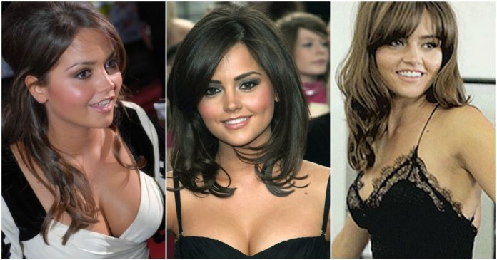 48 Hottest Jenna Coleman Bikini Will Prove She Is The Sexiest Doctor Who Companion