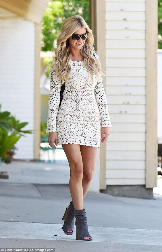Christina El Moussa on the Road
