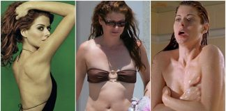 49 Hot Pictures Of Debra Messing Prove That She Is Still Sexy As Hell