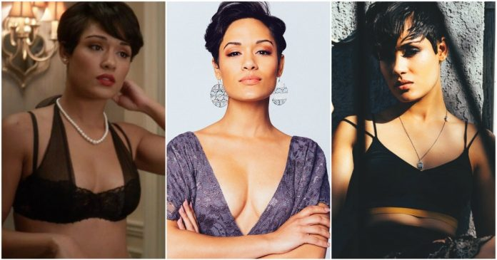 49 Hot Pictures Of Grace Byers Unravel Sexy Bikini Body